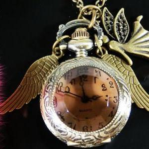 Angel With Wings Steampunk..